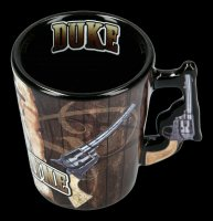 John Wayne Espresso Mug - The Duke