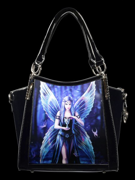 Fantasy Handbag with 3D Picture - Fairy Enchantment