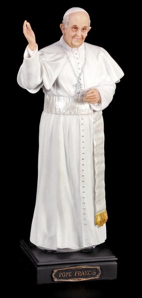 Pope Francis - Figurine