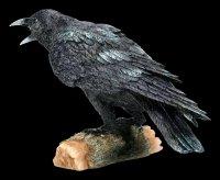 Crow Figurine - Raven's Call
