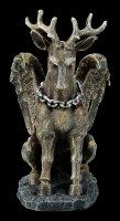 Gargoyle Figurine - Stag