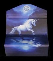 Brillenetui mit Einhorn - Moonlight Unicorn