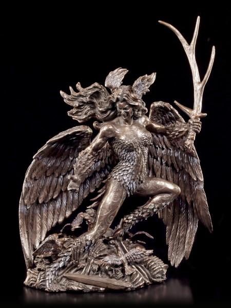 Morrigan Figurine - Celtic War Goddess of Ireland