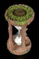 Sanduhr Lebensbaum - Tree of Life