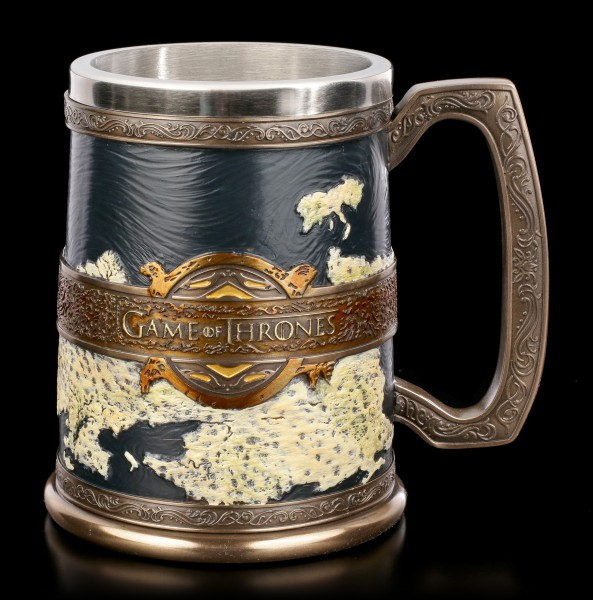Game of Thrones Tankard - The Seven Kingdoms
