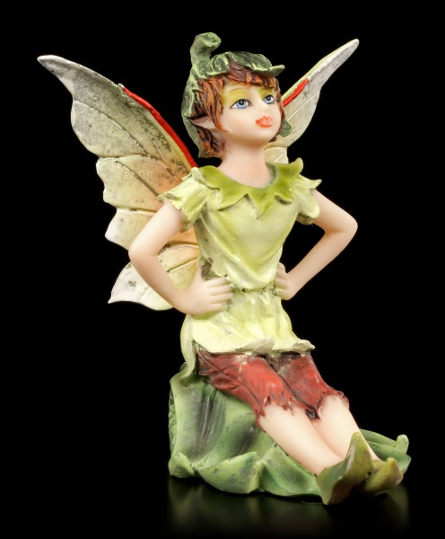 Small Fairy Figurine - Cirdan looks up into the sky