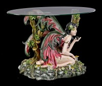 Fairy Table - Silva with Glass Ball