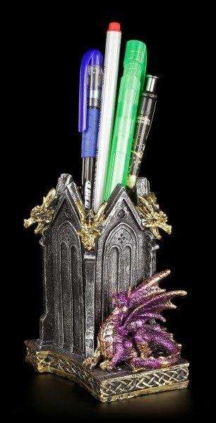 Drachen Stiftehalter - Die Zitadelle