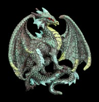 Fridge Magnets - Dragon Quartet - Set of 4