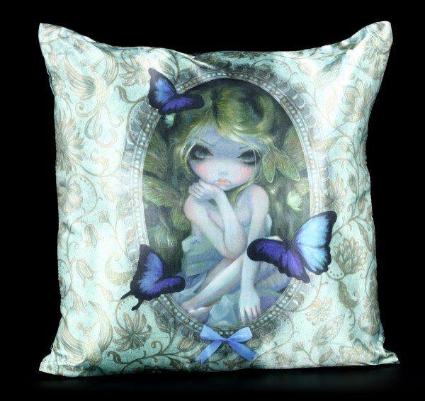 Cushion - Fairy Lily