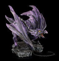 Dragon Figurine - Azar with loose Chain
