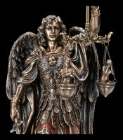 Archangel St. Michael weighing Souls