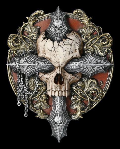 Wandrelief - Cross of Darkness
