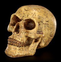 Skull - Necromancien