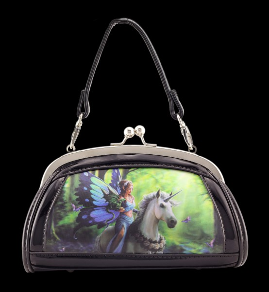 Evening Bag with 3D Picture - Realm of Enchantment