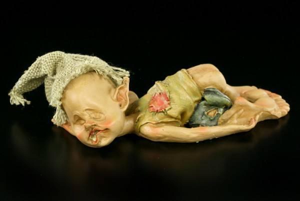 Pixie Goblin Figurine - K.O.