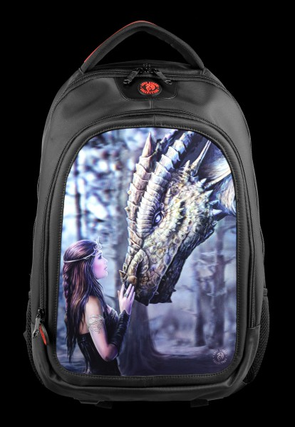 3D Backpack with Dragon - Once upon a Time