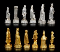 Chessmen Set - Siegfried and the Nibelungen