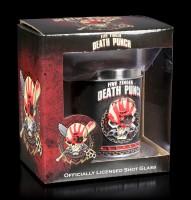 Five Finger Death Punch Shot Glass - 5FDP