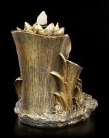 Backflow Incense Cone Holder Ganesha