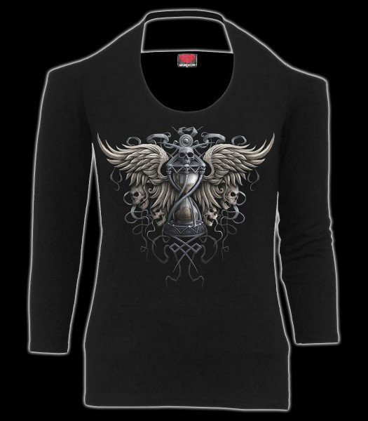 Darkness - Gothic Womens Longsleeve Top