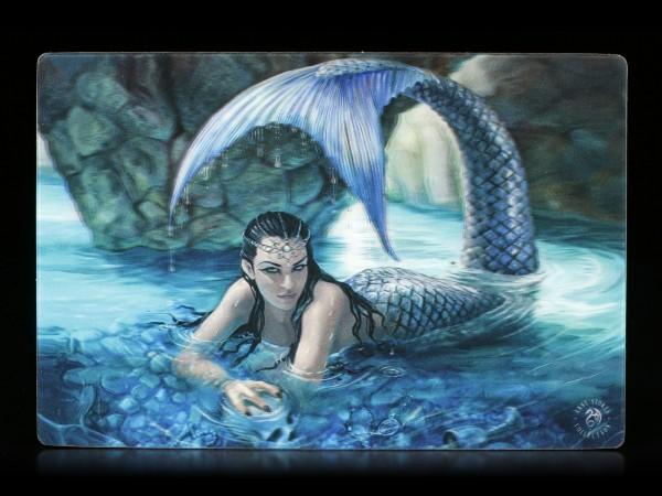3D Postkarte mit Meerjungfrau - Hidden Depth