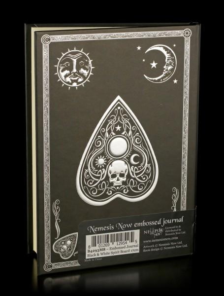 Notizbuch mit Wahrsagerbrett - Spirit Board