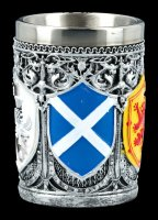 Knight Shot Glass of the Brave