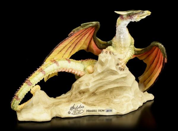Dragon Figurine - Samoon on Rock