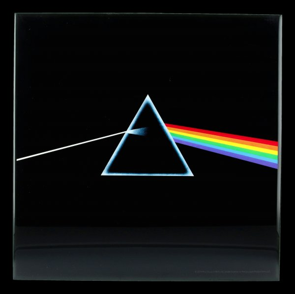 Pink Floyd Crystal Clear Picture - Dark Side of the Moon