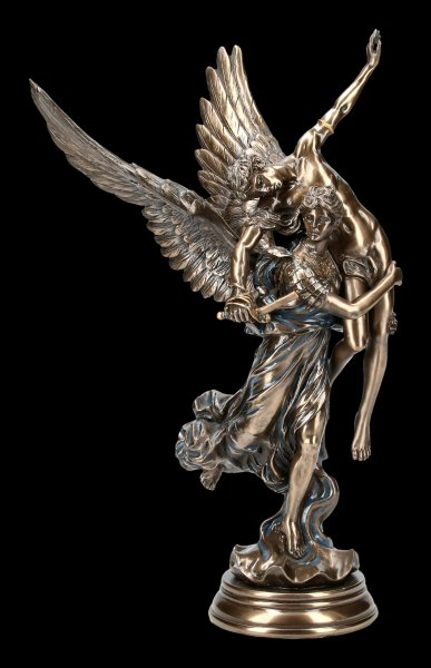 Winged Fame Gloria Victis Figurine