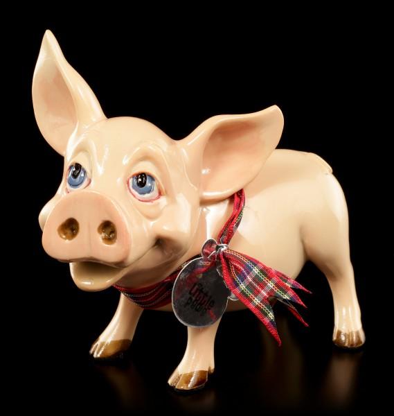 Schweinchen Figur - Grunter - Little Paws
