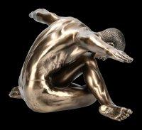 Male Nude Figurine - The Beginning - large