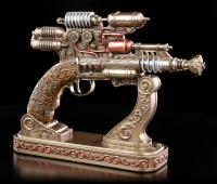 Steampunk Gun - Compressed Pulse Emitter