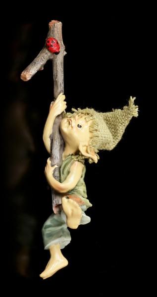 Pixie Goblin Shelf Sitter - Almost done...!
