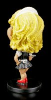 Funny Job Figurine - Bobblehead Chambermaid