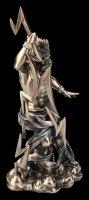 Zeus Figur - Gott mit Blitzen