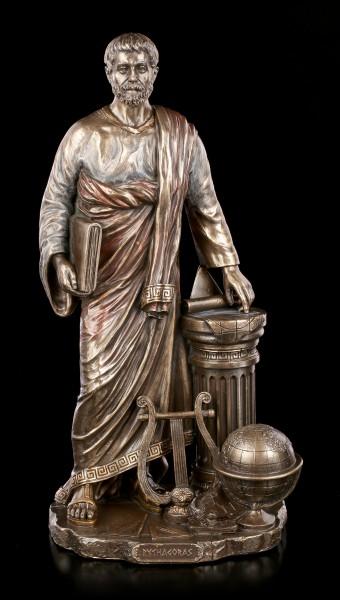 Pythagoras Figurine - Greek Philosopher