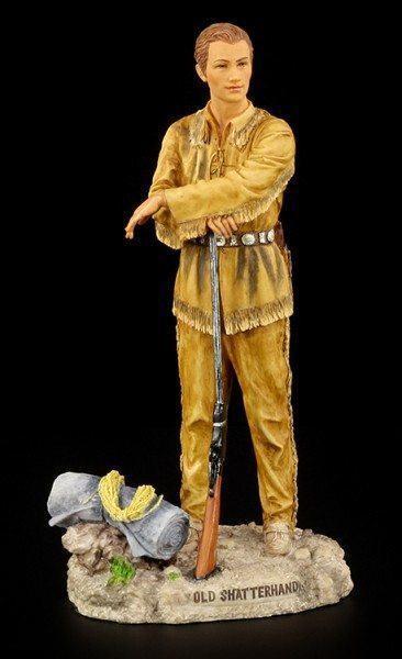 Old Shatterhand Figurine