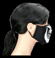 Face Covering Mask - Skull Face