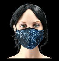 Face Coverings - Mask Spidrasica's Web