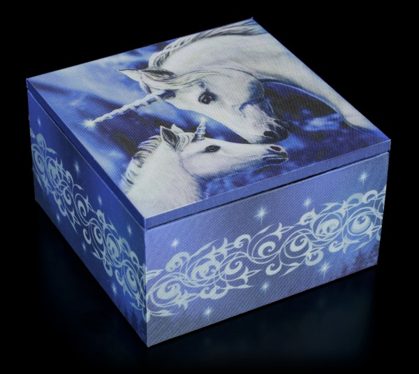 Mirror Box with Unicorn - Sacred Love