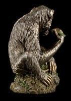 Chimpanzee Figurine