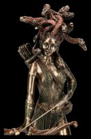 Medusa Figurine - With Bow and Quiver