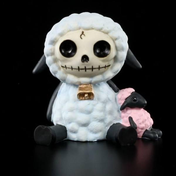 Wooolee - Furry Bones Figurine