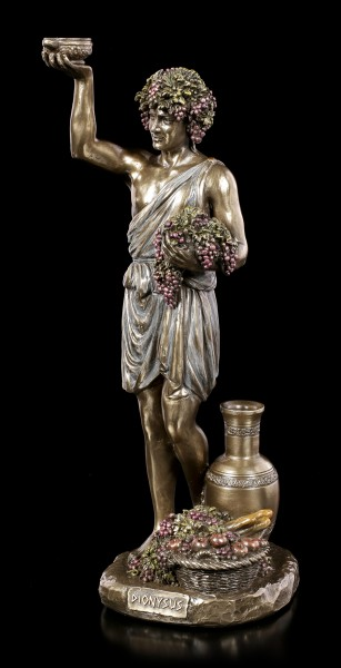 Dionysos Figurine - Greek God of Wine