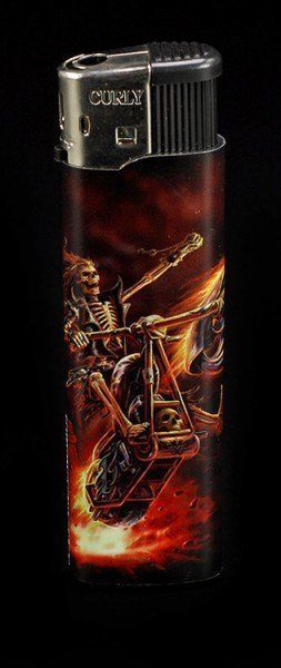 Feuerzeug - Hell Rider