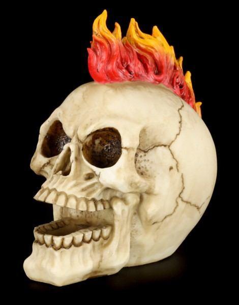 Skull - Fire Punk