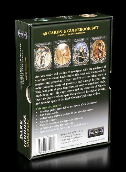 Oracle Cards - Dark Goddess
