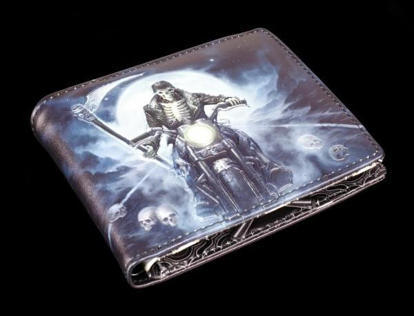 Herren Geldbörse Reaper Biker - Hell Rider